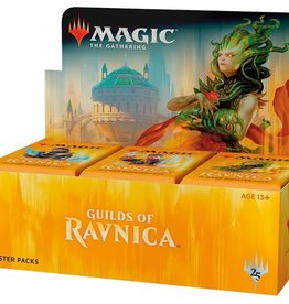 Wizards of the Coast MTG Booster Box Guilds of Ravnica