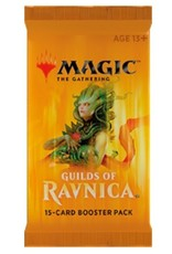 Wizards of the Coast Magic The Gathering Booster Pack Guilds of Ravnica