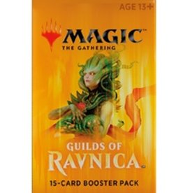 Wizards of the Coast MTG Booster Pack Guilds of Ravnica