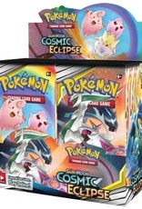 Pokemon Pokemon Cosmic Eclipse Booster Box
