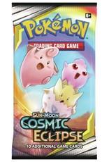 Pokemon Pokemon Cosmic Eclipse Booster Pack