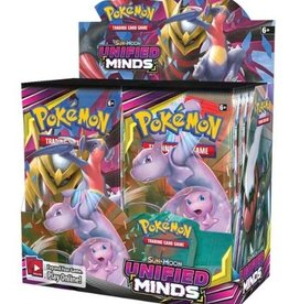 Pokemon Pokemon Unified Minds Booster Box