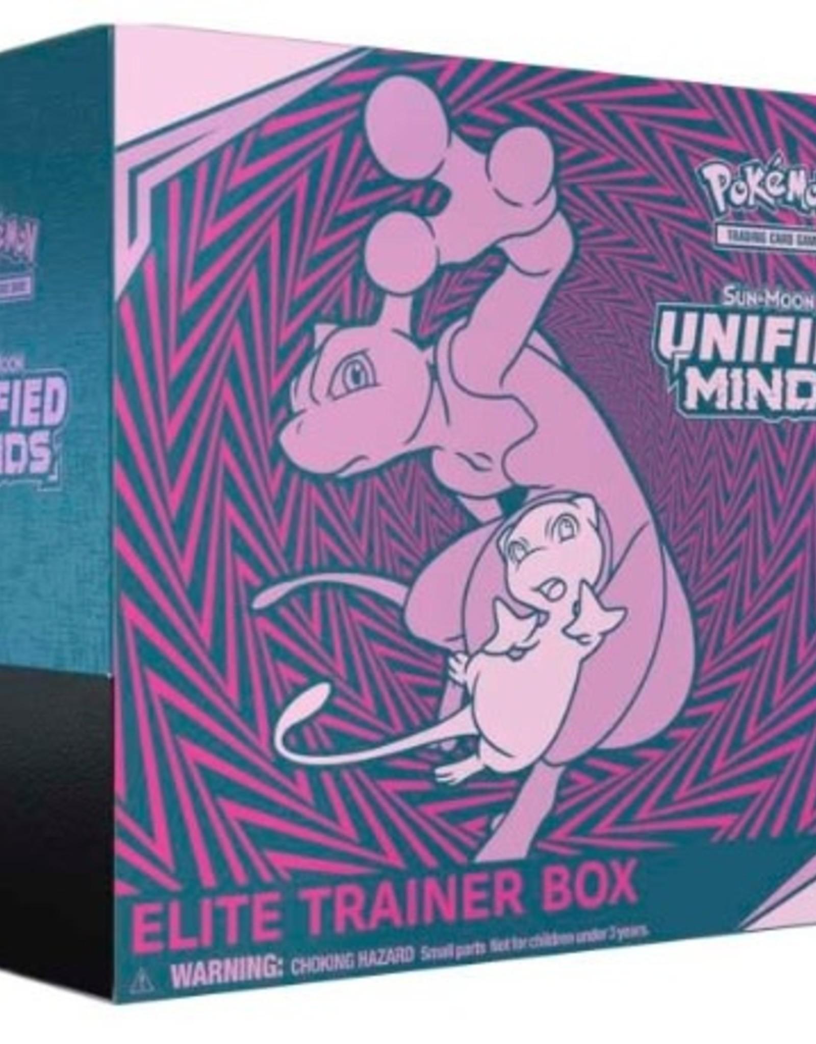 Pokemon Pokemon Unified Minds Elite Trainer Box