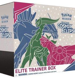 Pokemon Pokemon Cosmic Eclipse Elite Trainer Box