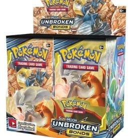 Pokemon Pokemon Unbroken Bonds Booster Box