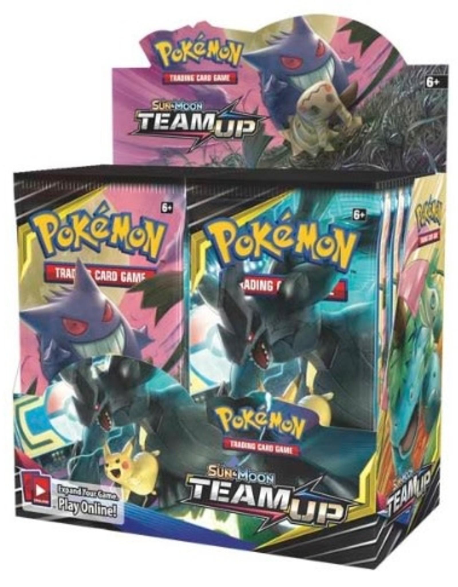 Pokemon Pokemon Team Up Booster Box