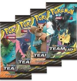 Pokemon Pokemon Team Up Booster Pack