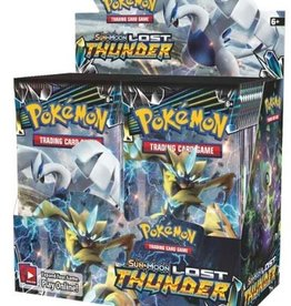 Pokemon Pokemon S&M: Lost Thunder Booster Box