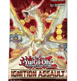 Konami YuGiOh Ignition Assault Booster Pack