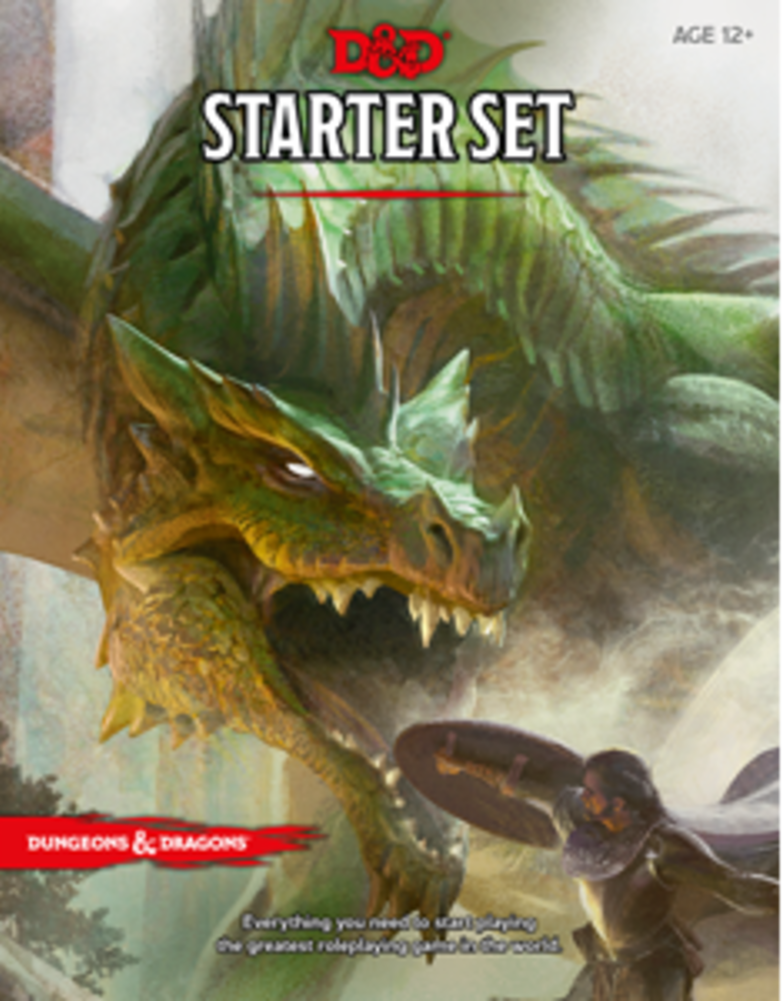 Wizards of the Coast Dungeons & Dragons Starter Box Set