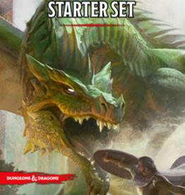 Wizards of the Coast D&D Starter Box Set