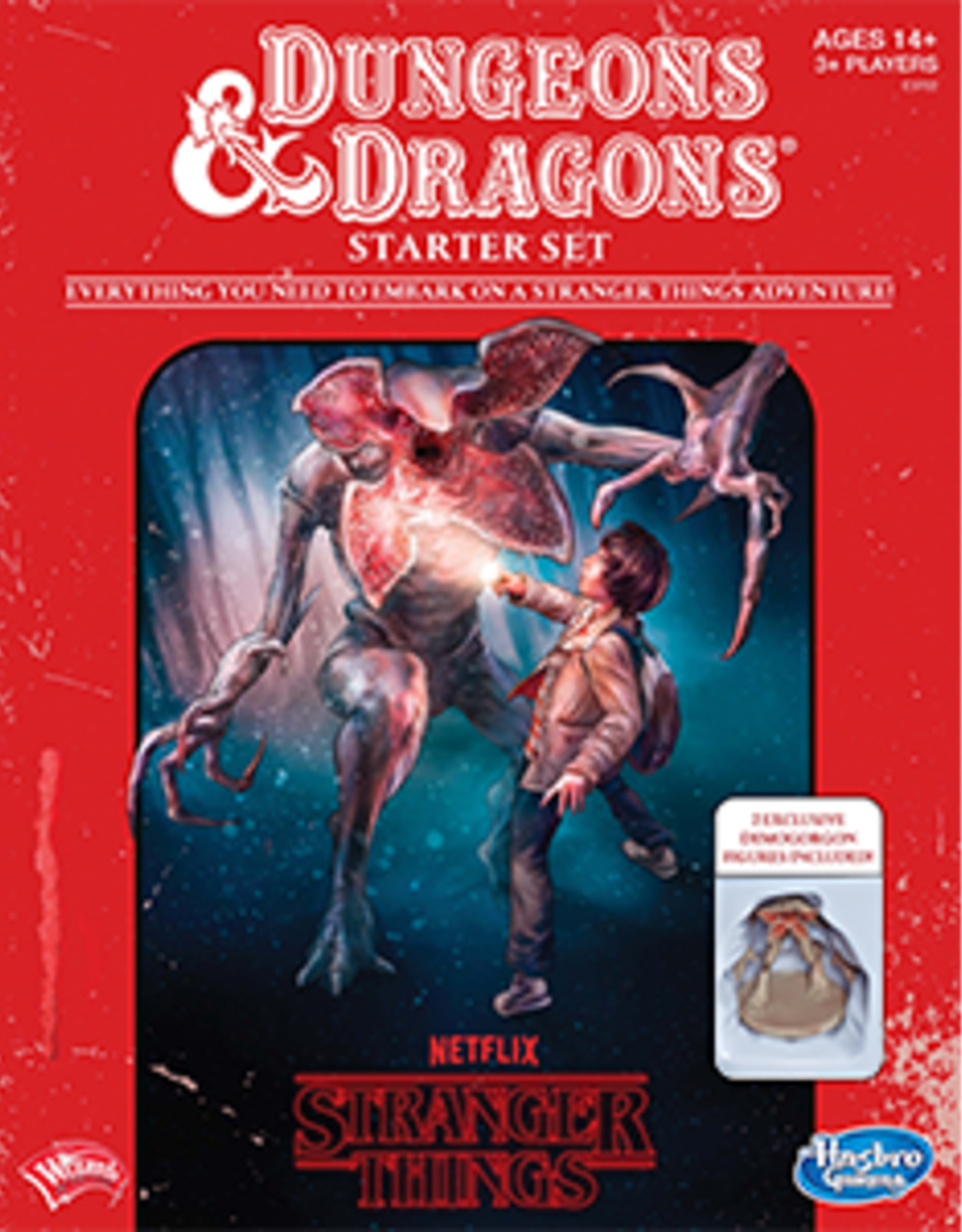 Wizards of the Coast Dungeon & Dragons Stranger Things Starter Set