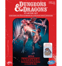 Wizards of the Coast D&D Stranger Things Starter Set