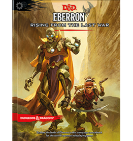 Wizards of the Coast D&D Eberron - Rising From the Last War