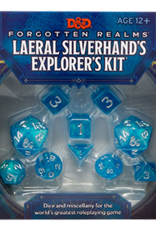 Wizards of the Coast Forgotten Realms Laeral Silverhand's Explorer's Kit Dice