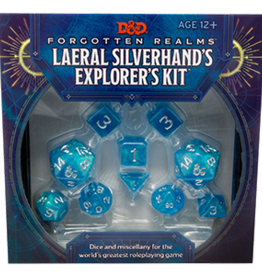 Wizards of the Coast D&D Laeral Silverhand's Explorer's Kit Dice