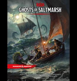 Wizards of the Coast D&D Ghosts of Saltmarsh