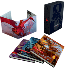 Wizards of the Coast D&D Core Book Gift Set
