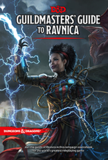 Wizards of the Coast Dungeons & Dragons Guildmaster's Guide to Ravnica