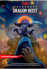 Wizards of the Coast Dungeons & Dragons Waterdeep Dragon Heist