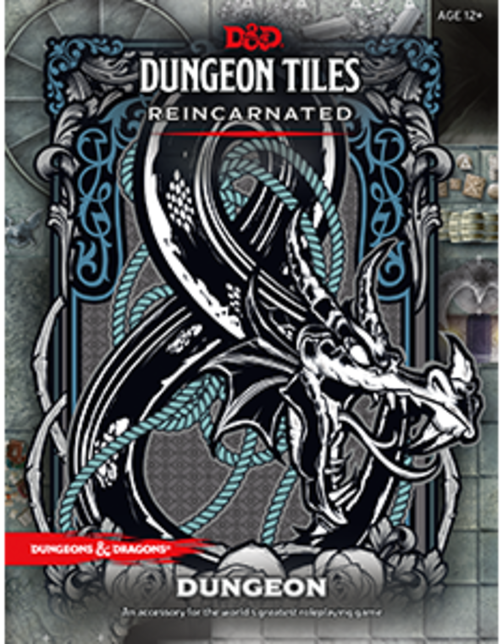 Wizards of the Coast Dungeons & Dragons Dungeon Tiles Reincarnated: Dungeon