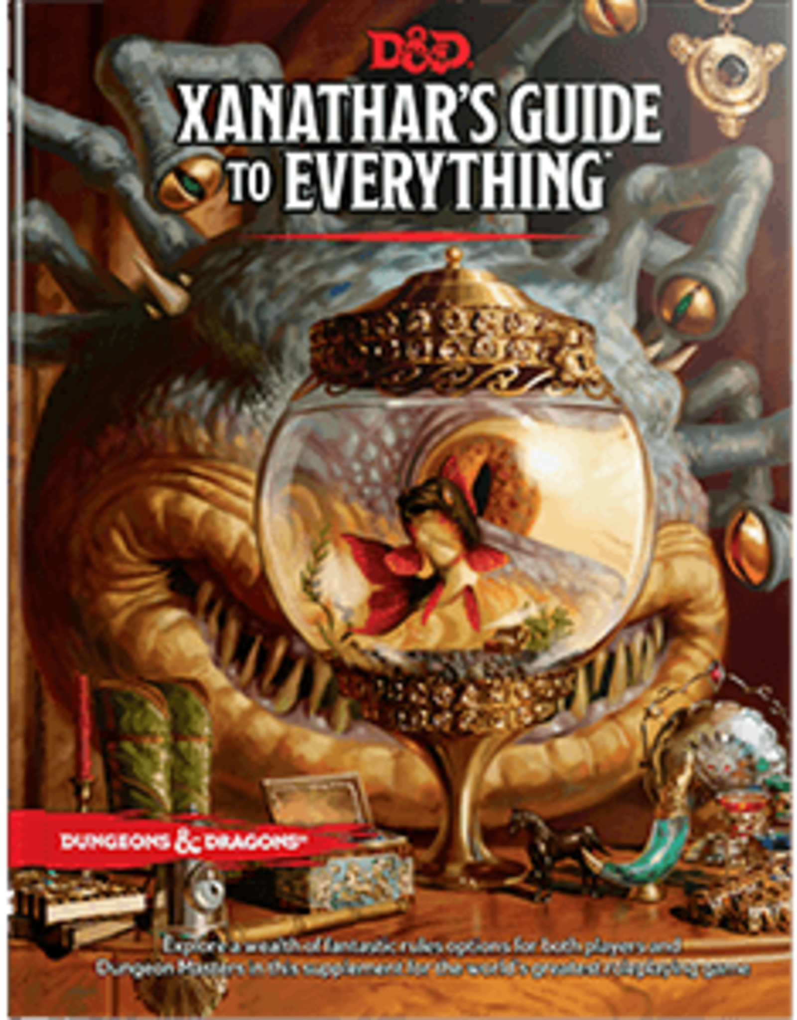 Wizards of the Coast Dungeons & Dragons Xanathar's Guide to Everything