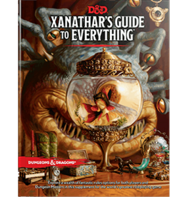 Wizards of the Coast D&D Xanathar's Guide to Everything