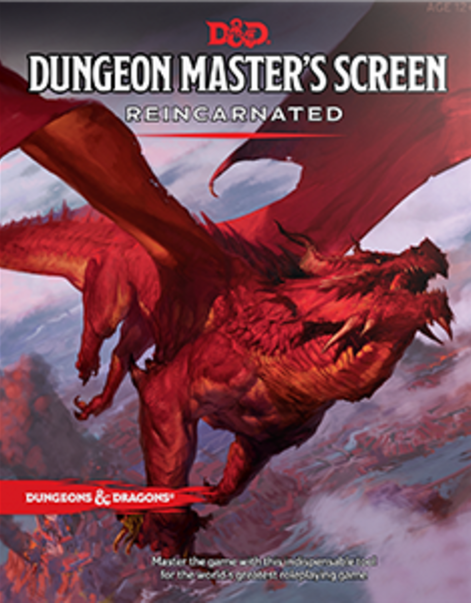Wizards of the Coast Dungeons & Dragons Dungeon Master's Screen Reincarnated