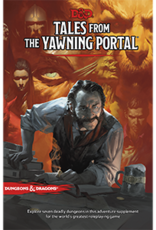 Wizards of the Coast Dungeons & Dragons Tales of The Yawning Portal