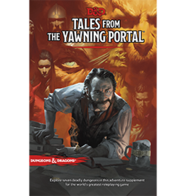 Wizards of the Coast D&D Tales of The Yawning Portal