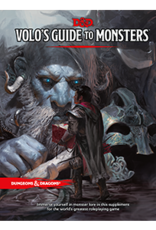 Wizards of the Coast Dungeons & Dragons Volo's Guide to Monsters