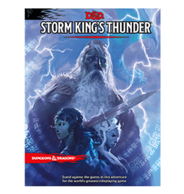 Wizards of the Coast D&D Storm King's Thunder