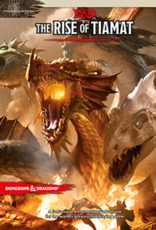 Wizards of the Coast Dungeons & Dragons The Rise of Tiamat