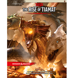 Wizards of the Coast D&D The Rise of Tiamat