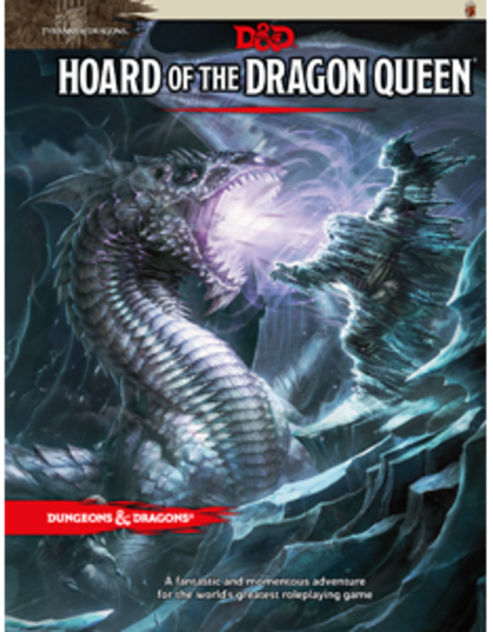 Wizards of the Coast Dungeons & Dragons Hoard of Dragon Queen