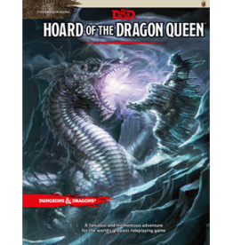 Wizards of the Coast D&D Hoard of Dragon Queen