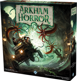 Fantasy Flight Arkham Horror 3rd Ed