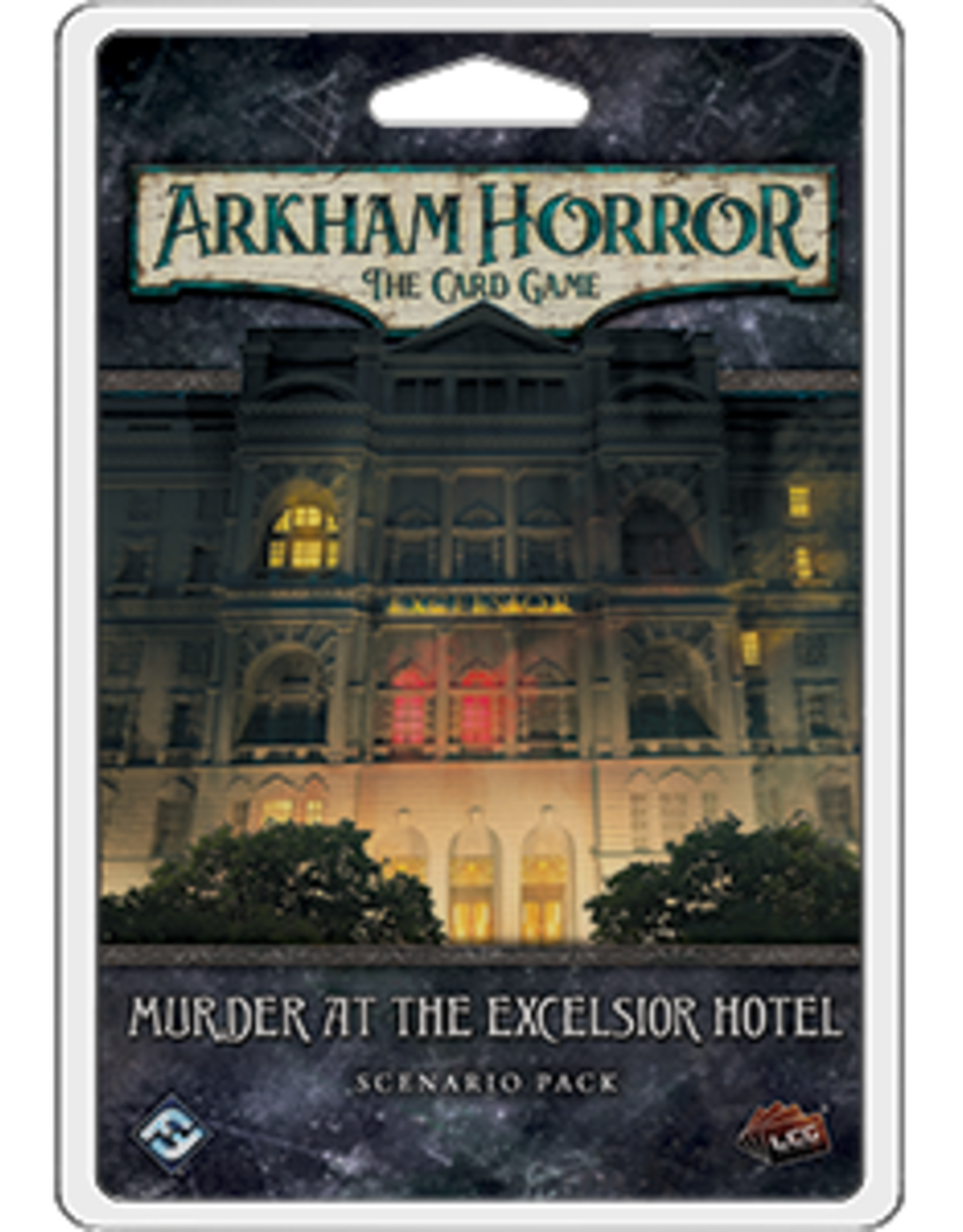 Fantasy Flight Arkham Horror LCG Murder at the Excelsior Hotel