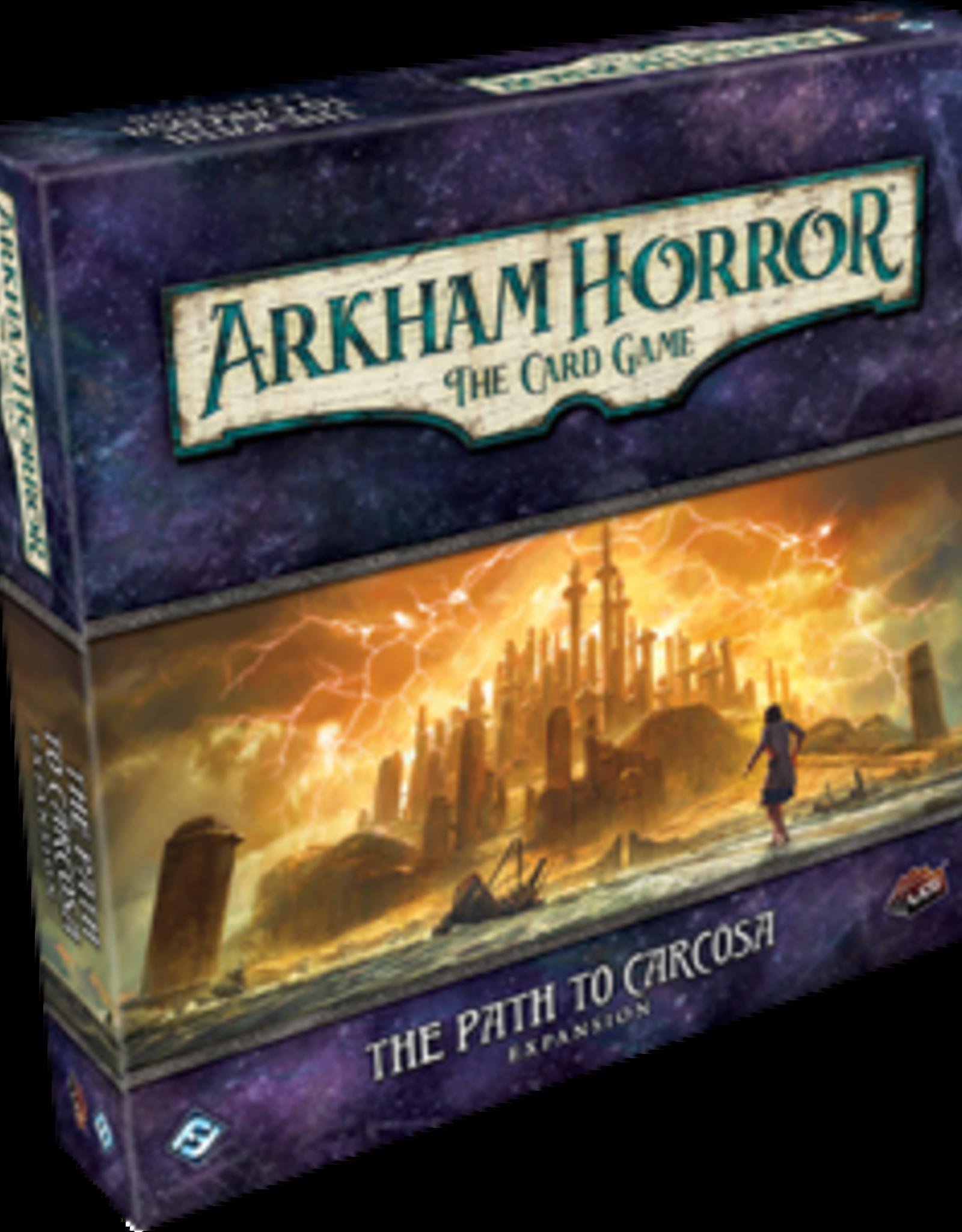 Fantasy Flight Arkham Horror LCG The Path to Carcosa Expansion