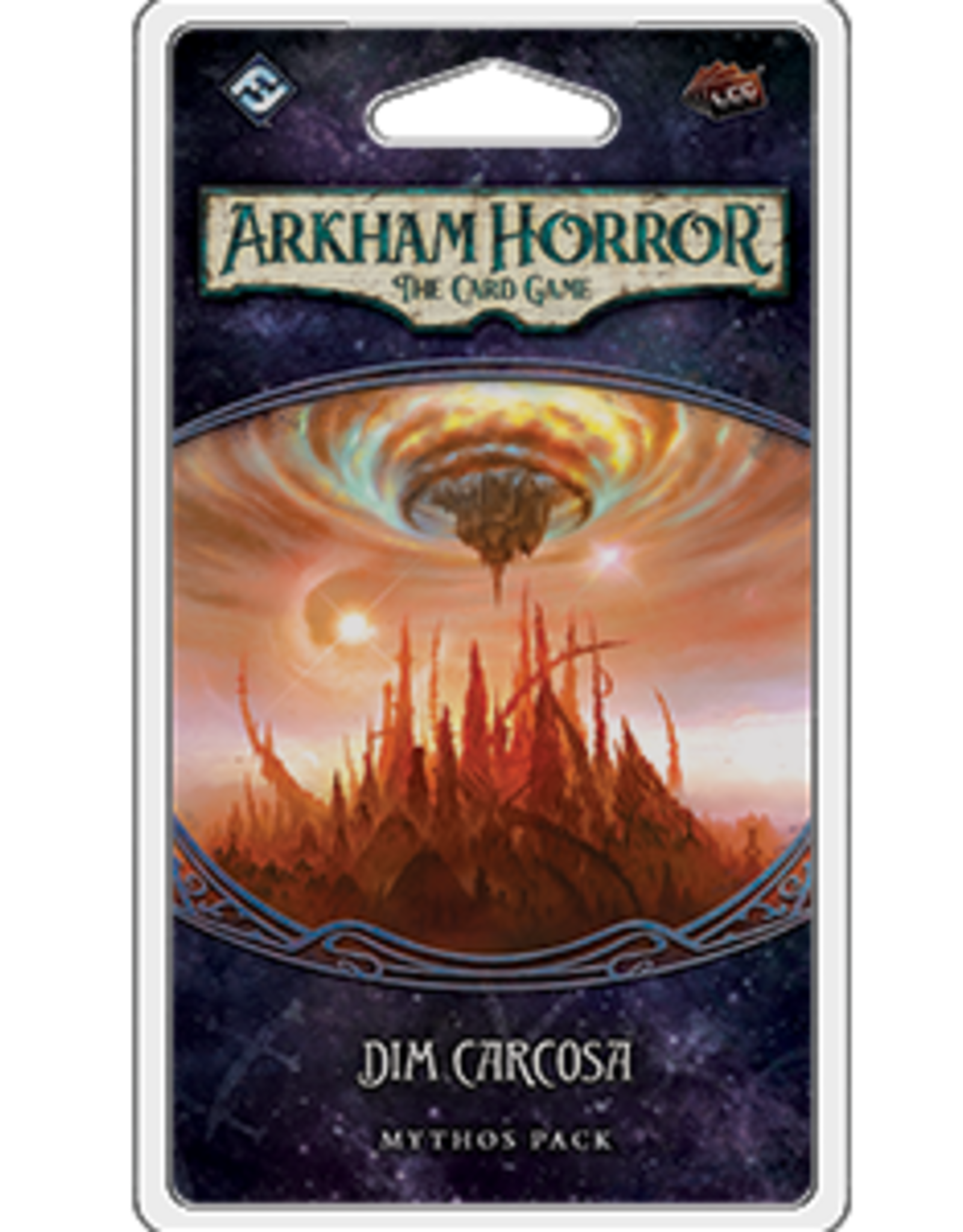 Fantasy Flight Arkham Horror LCG Dim Carcosa Mythos Pack