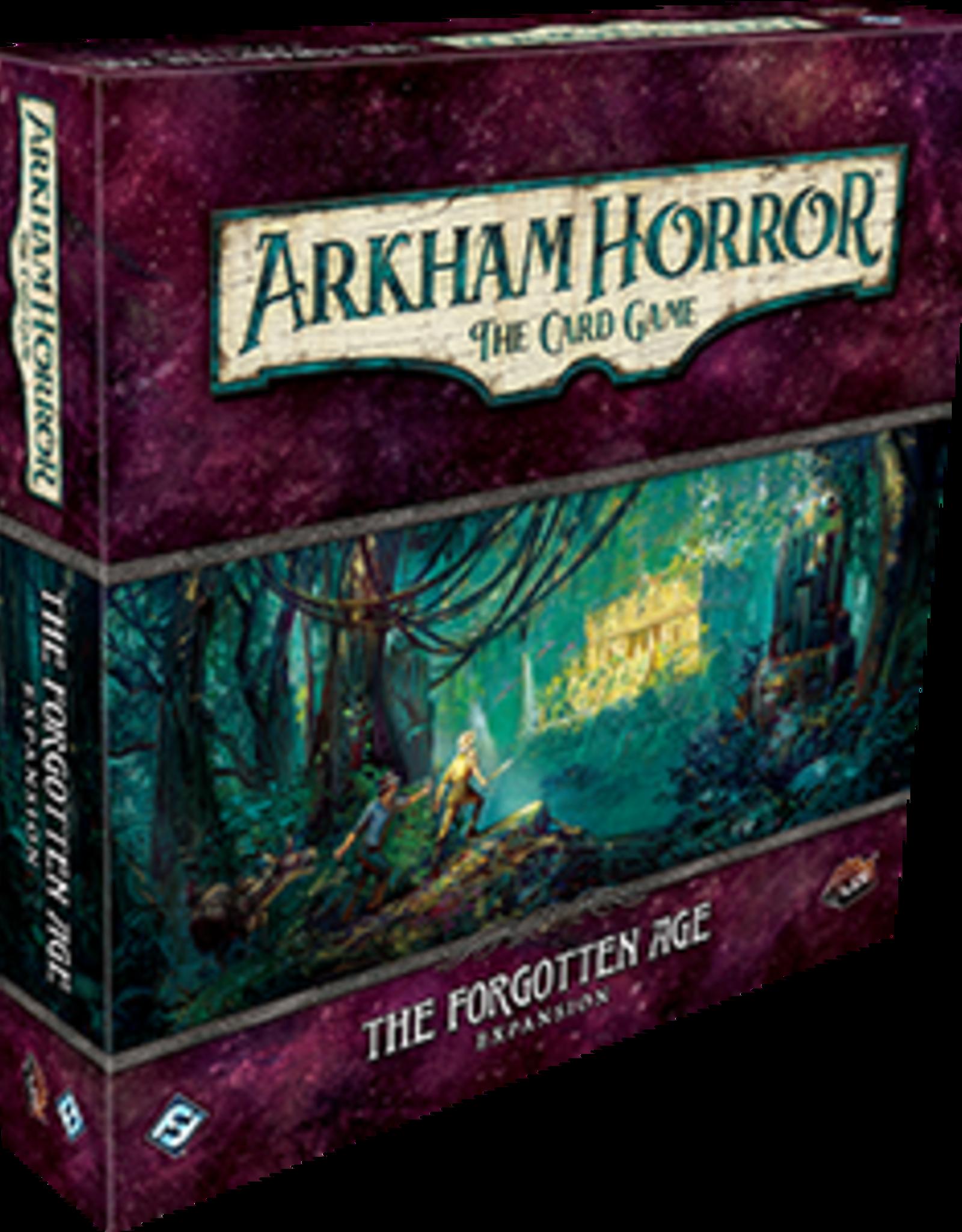 Fantasy Flight Arkham Horror LCG The Forgotten Age Expansion