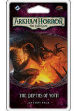 Fantasy Flight Arkham Horror LCG The Depths of Yoth Mythos Pack