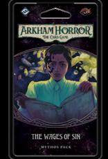 Fantasy Flight Arkham Horror LCG The Wages of Sin Mythos Pack