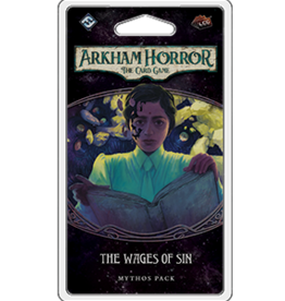 Fantasy Flight Arkham Horror LCG The Wages of Sin