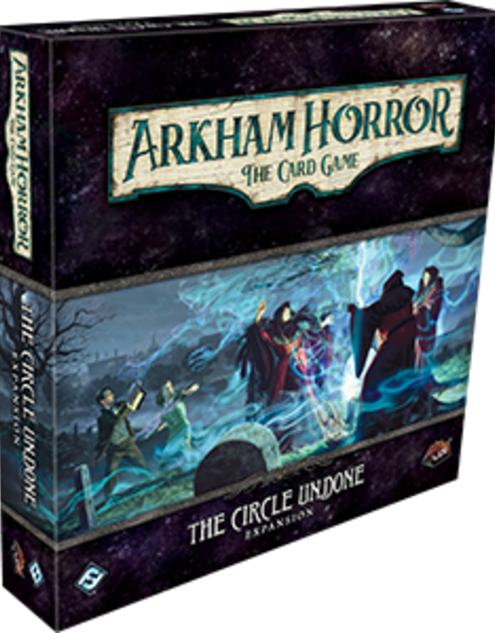 Fantasy Flight Arkham Horror LCG The Circle Undone Expansion