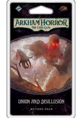 Fantasy Flight Arkham Horror LCG Union and Disillusion Mythos Pack