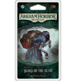 Fantasy Flight Arkham Horror LCG Blood on the Altar