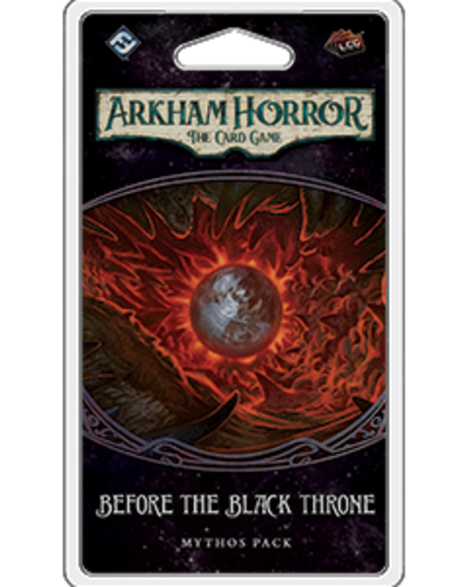 Fantasy Flight Arkham Horror LCG Before the Black Throne Mythos Pack
