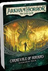 Fantasy Flight Arkham Horror LCG Carnevale of Horrors Scenario Pack