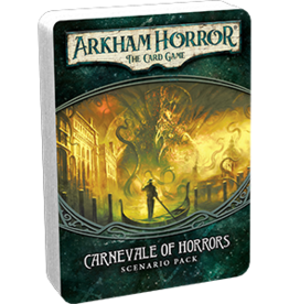 Fantasy Flight Arkham Horror LCG Carnevale of Horrors
